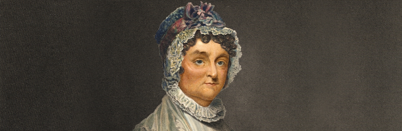 abigail adams first ladies com
