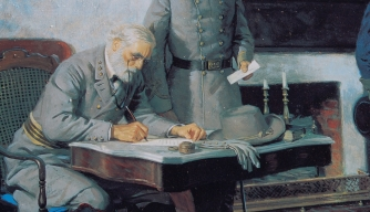 american civil war, appomattox court house, robert e lee, ulysses s grant