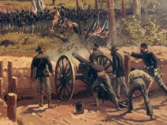an analysis of the topic of the shermans march to the sea Sherman's mission was to send a signal to the south that they were defeated questions topics × what was the main purpose of general sherman's march to the sea.