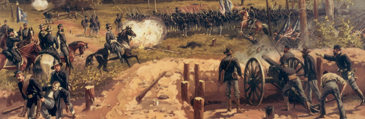 American Civil War, Atlanta Campaign, Sherman's March