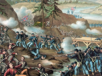 Battle of Chattanooga - American Civil War - HISTORY.com