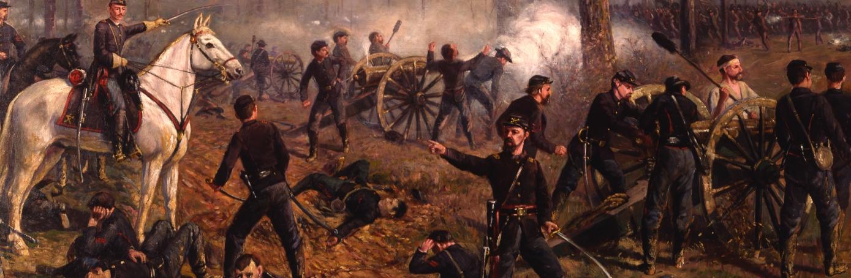 an analysis of the battles of the civil war