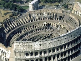 Colosseum Ancient History History Com