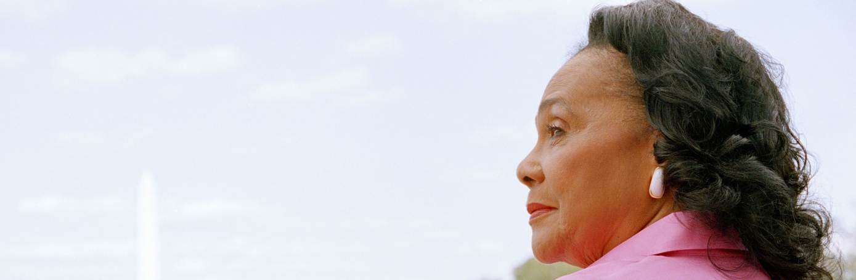 Coretta Scott King, Martin Luther King Jr, Civil Rights Movement