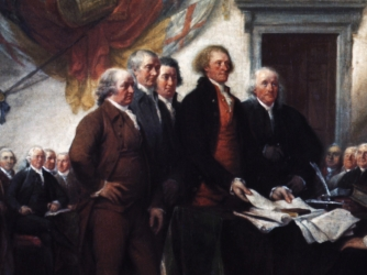 the birth of liberty the declaration of independence by thomas jefferson