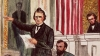 inflammatory and scandalous harangues, congressional members, andrew johnson, impeachment trial, thaddeus stevens