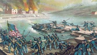 American civil war, battle of fredericksburg
