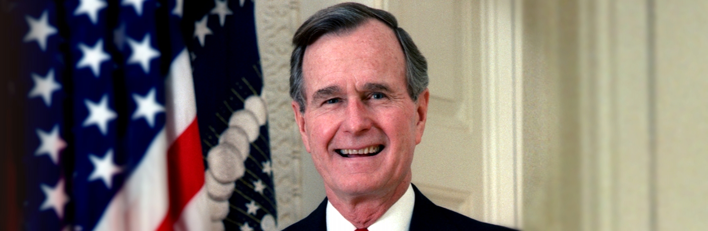 a biography of george herbert walker bush George h w bush from wikimedia deutsch: george herbert walker bush ( 12 juni 1924 in milton, massachusetts) war von 1989 bis 1993 der 41 in wikipedia.
