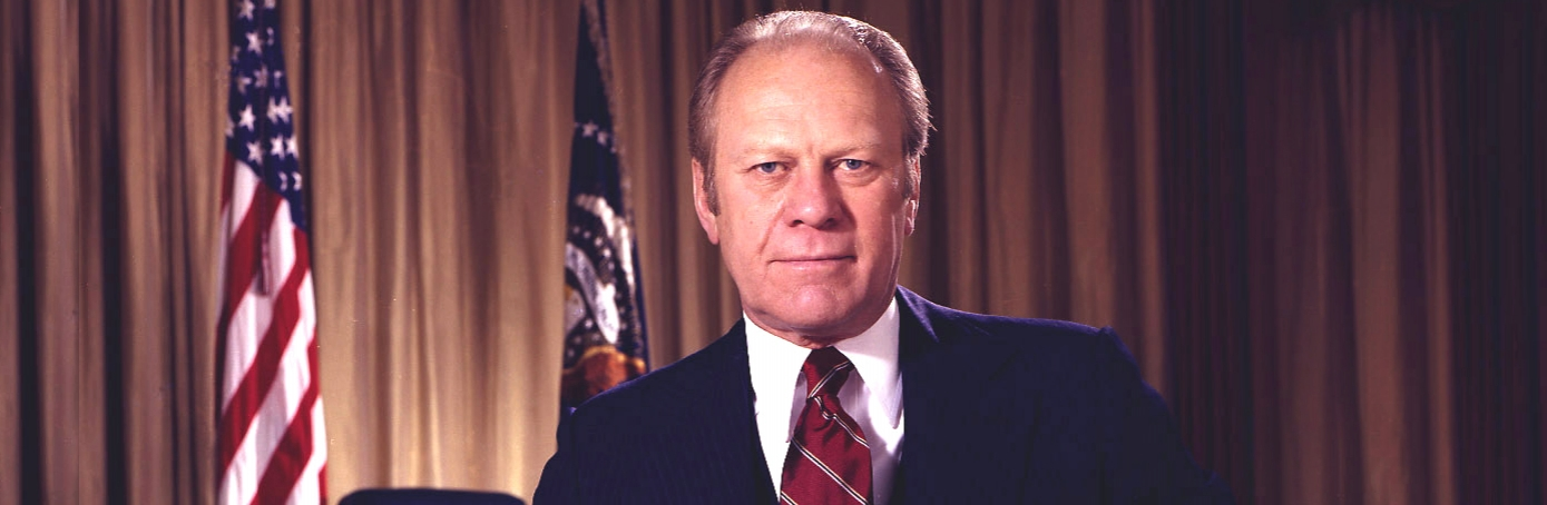 the life in the office gerald r fords presidency Gerald r ford today, our nation mourns the loss and reflects on the legacy of our 38th president, gerald ford.