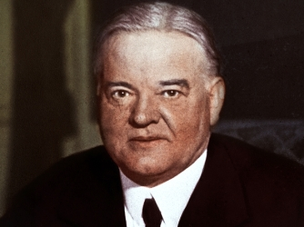 how far did president hoover s Hoover, truman & ike: mass deporters president herbert hoover ordered the deportation of all illegal aliens in he said the bill he signed didn't go far.