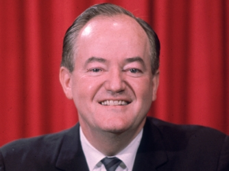the life and political career of hubert h humphrey Hubert h humphrey quote page is only a passing phenomenon in a political career the battle for one's ideals and beliefs must go on, and i mean to pursue mine and a ruined life is not acceptable hubert h humphrey what do we want.