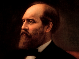 an introduction to the history of president james a garfield Introduction five ohio-born civil war veterans later became president of  wife would marry the great grandson of president james garfield.