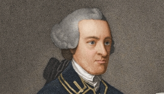 John Hancock, Declaration of Independence, American Revolution