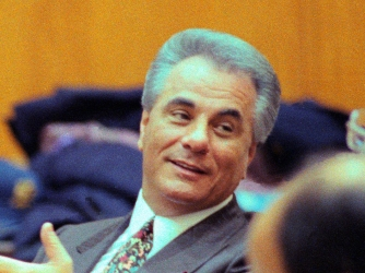 a biography and life work of john gotti an american mobster