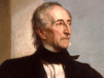 a biography of john tyler a us president John randolph, a brilliant,  the convention then nominated john tyler for vice-president  that god would guide and bless us.