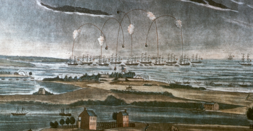 fort mchenry, september 13 1814, star spangled banner, francis scott key's, maryland