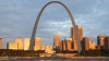 the gateway arch, the gateway to the west, jefferson national expansion memorial, st louis, missouri
