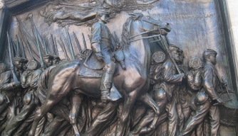 The 54th Massachusetts Infantry