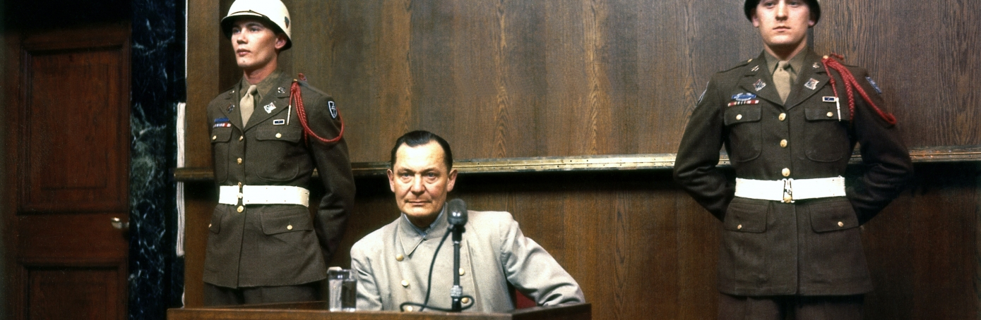 Nuremberg Trials, World War II, Holocaust