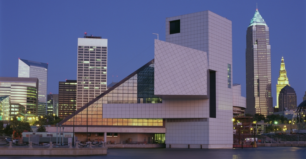 lake erie, cleveland, rock and roll, rock and roll hall of fame, ohio