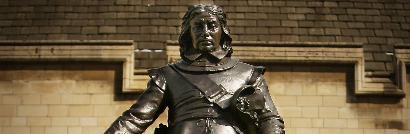Oliver Cromwell, British History, English Civil Wars