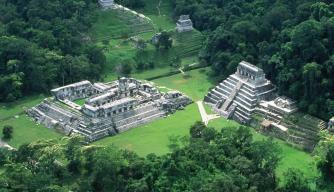 Pyramids in Latin America
