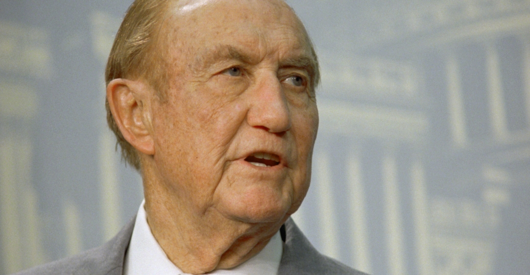 Strom thurmond, south carolina, senator