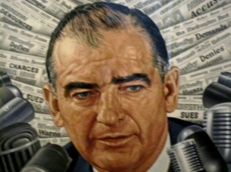 Crucible essay topics New York Review Books Joseph McCarthy