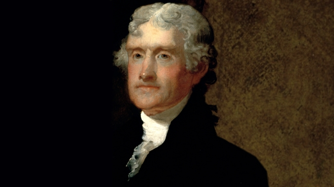 an overview of the policy of thomas jefferson an american president