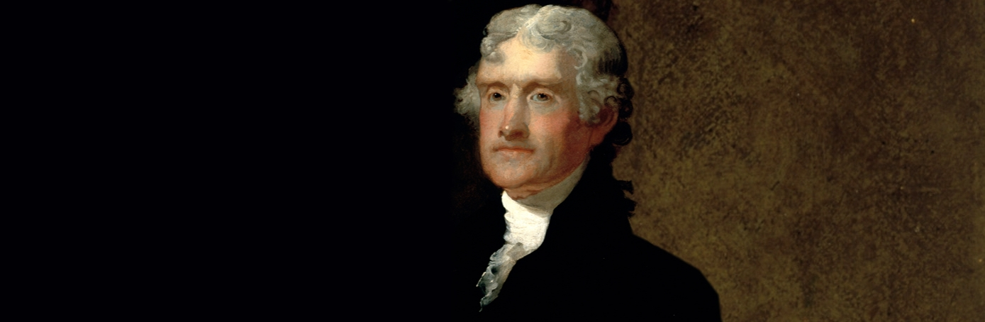 Letter Thomas Jefferson Thomas Jefferson