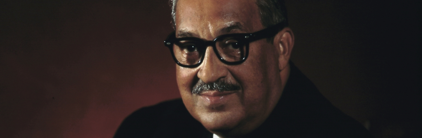Thurgood Marshall Hero