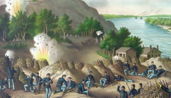 American Civil War, Vicksburg Campaign, Siege of Vicksburg