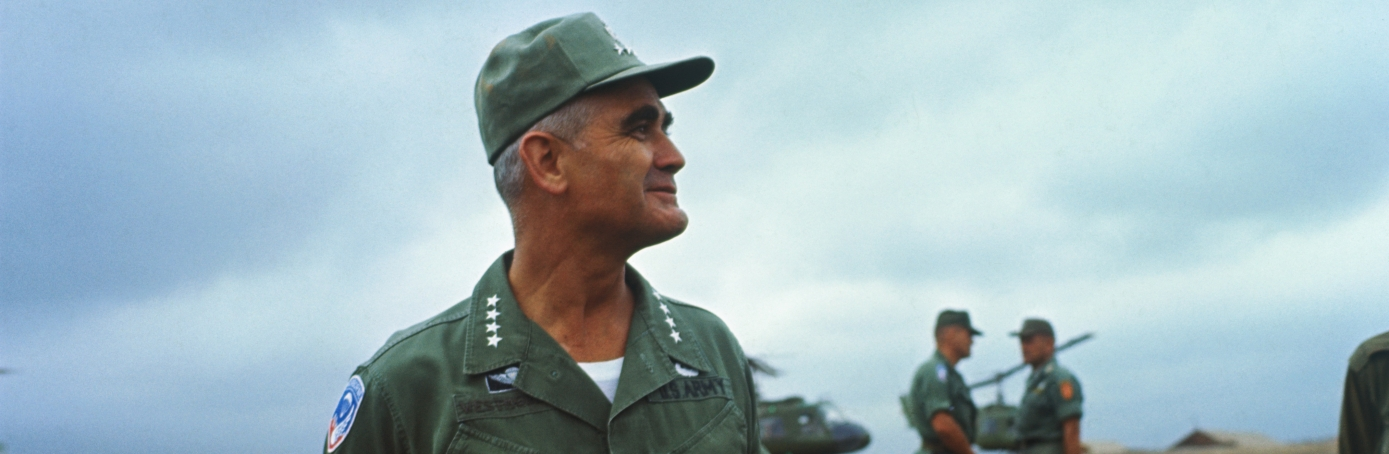 William Westmoreland, Vietnam War