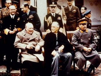 a comparison between the yalta and potsdam conferences The big three during the war thanking stalin for his 'hospitality and friendship' at the yalta conference • the differences between yalta and potsdam.