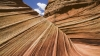 the wave, sandstone, rock formation, arizona