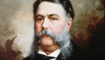 north fairfield, vermont, chester alan arthur, president, october 5 1829