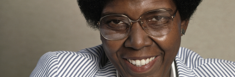 Barbara C. Jordan, Texas congresswoman, first black Texan in Congress