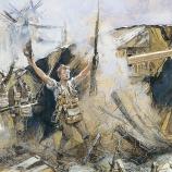 Battle of Cambrai, WWI, World War I