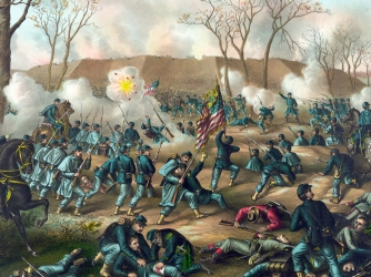 an overview of fort donelsons war history Thanks to you, we can now declare victory at 63 acres of hallowed ground at two of tennessee's most famous battlefields: fort donelson and parker's cross roads.
