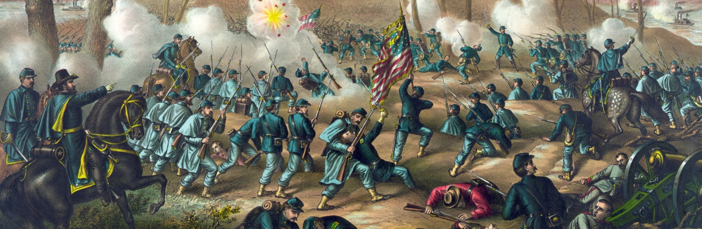 Battle Of Fort Donelson American Civil War HISTORYcom - Fort donelson on us map