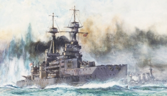 Battle of Jutland, WWI, World War I