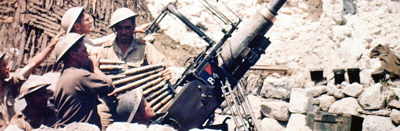 World War II, Battle of Monte Cassino