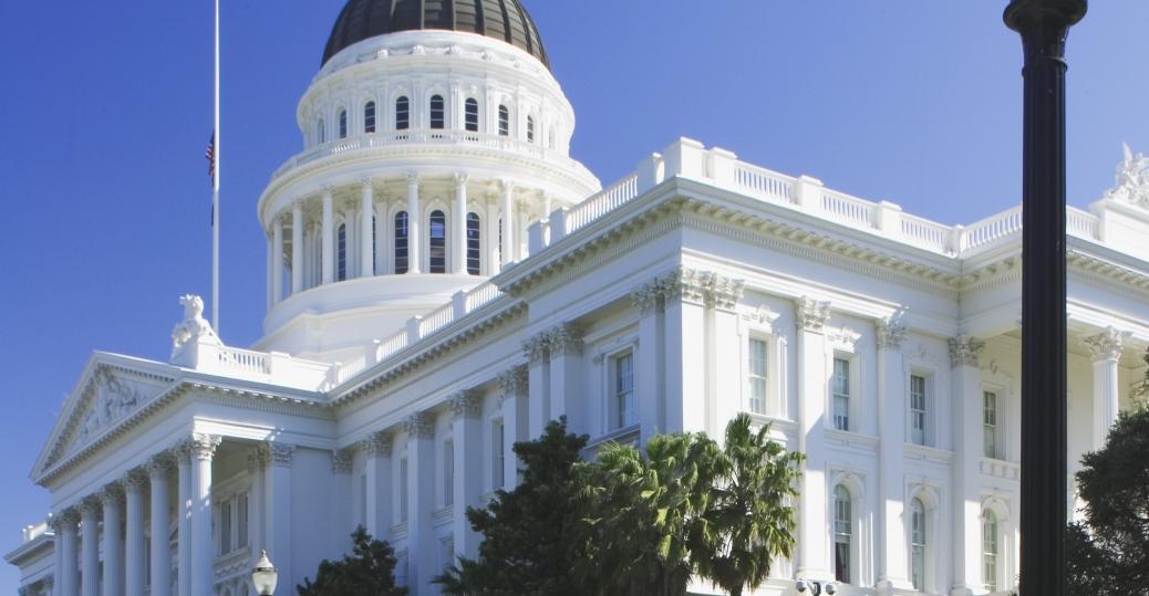 california, state capitol