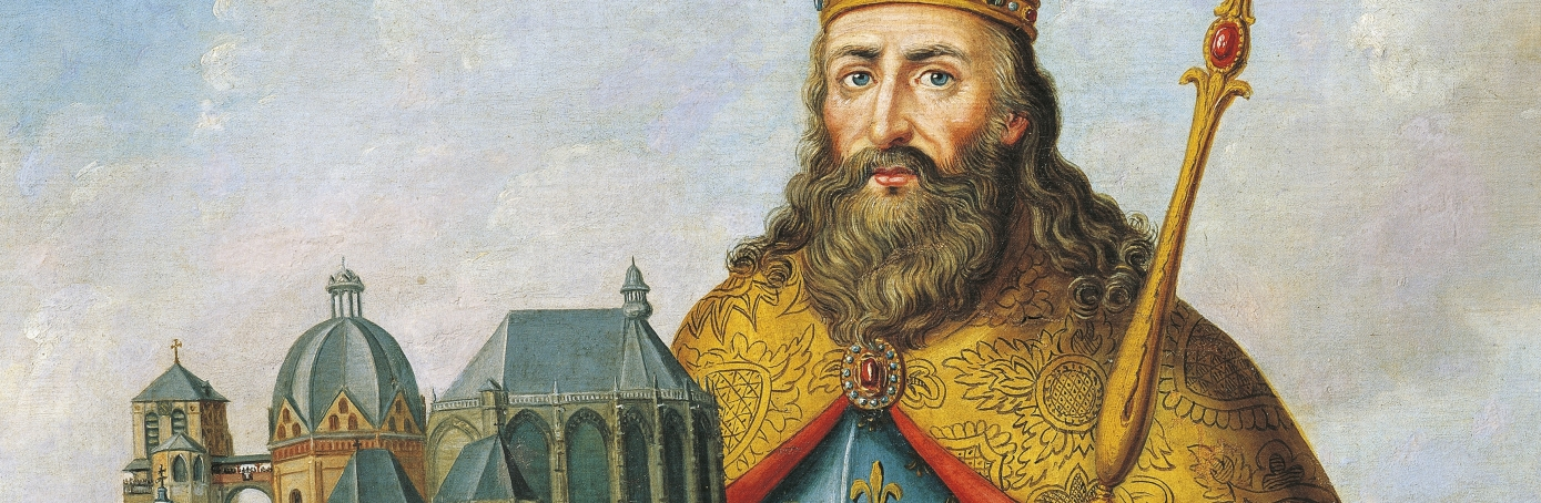 a biography of the charlemagne one of the greatest medieval kings The life of charlemagne  oblivion to blot out the life of this king, the noblest and greatest of his  choose their kings is reckoned as lasting to king .