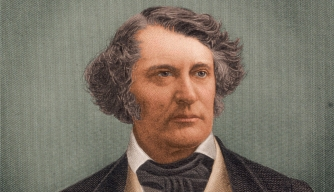 Charles Sumner Photo