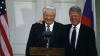 russia, boris yeltsin, bill clinton