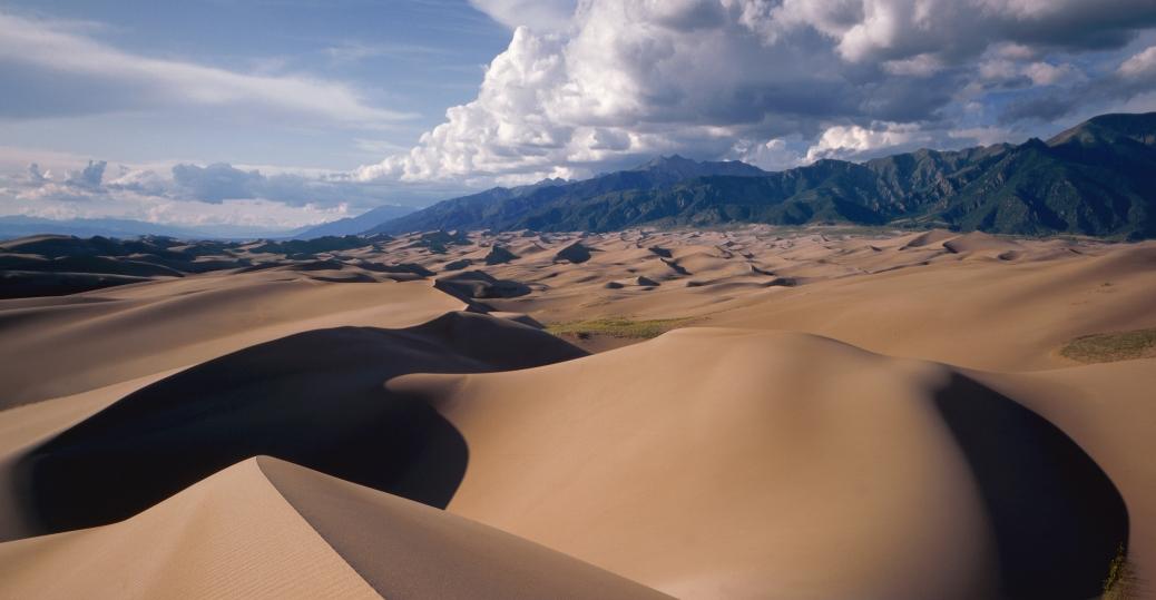 great sand dunes, national park, preserve, alamosa county, saguache county, colorado