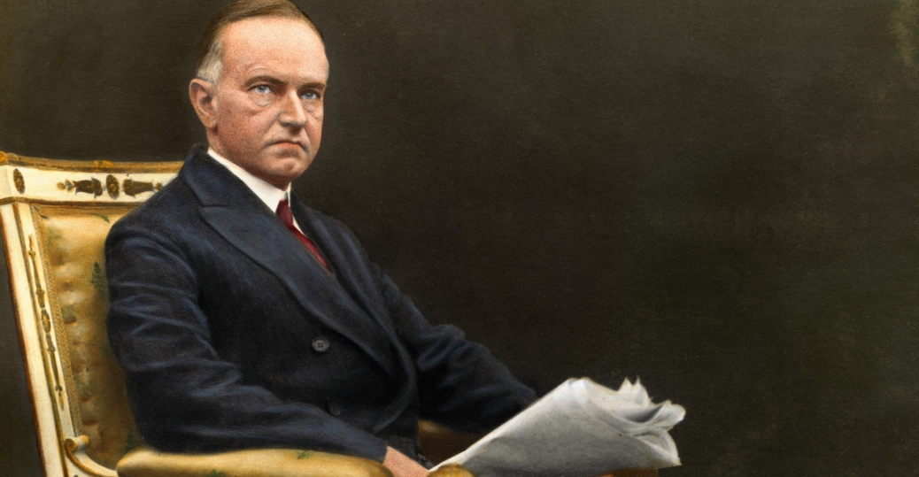 plymouth, vermont, calvin coolidge, july 4 1872