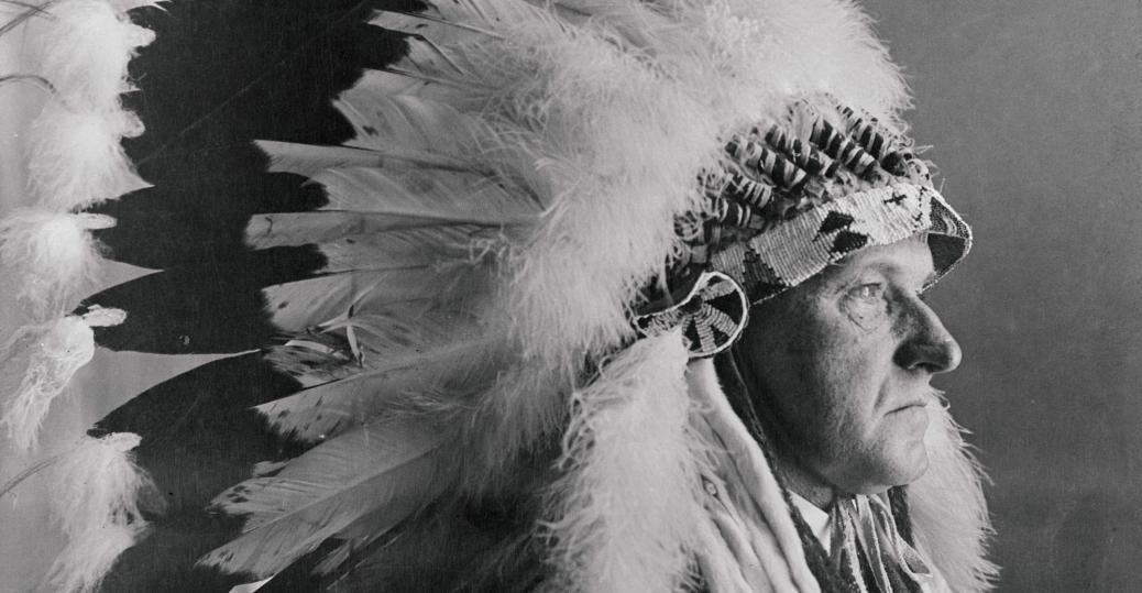 sioux, sioux tribe, calvin coolidge, head dress