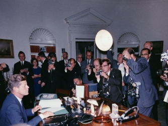 a history of the cold war and the cuban missile crisis Finally, because neither side in the cuban missile crisis had absolute assurance that the thing would not escalate into a shooting war, the leaders had to establish trust through secret deals and.